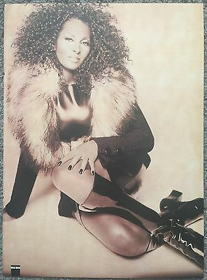 PAM GRIER - 1998 full page magazine poster