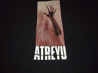 Atreyu Shirt ( Used Size L ) Used Condition!!!