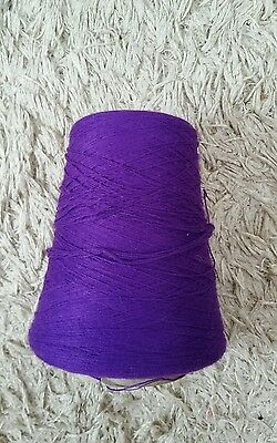 Part cone of 2/30 in a purple colour. See description and photos