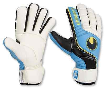 UHLSPORT FANGMASCHINE ABSOLUTGRIP PRO GOALKEEPER GLOVES Free Shipping Canada 11