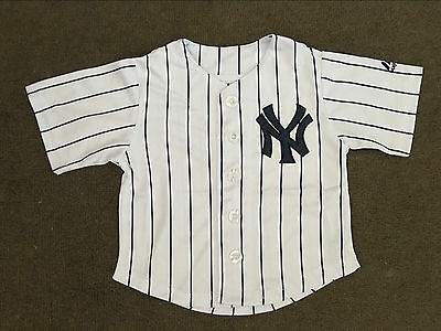 Kids Baby Baseball New York NY Yankees Jersey