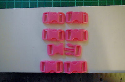 Plascit Side Quick Relase Buckle PINK