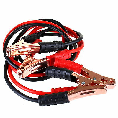 Heavy Duty 400Amp Car Van Jump Leads Booster Cables 2.5 Metre Long Jump Starter