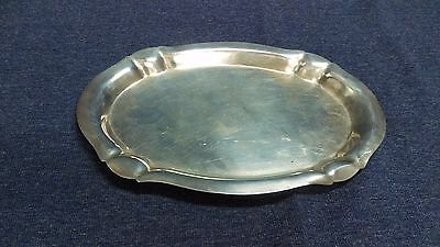 Vintage Black Starr and Gorham Sterling 925 Silver Dublin Oval platter