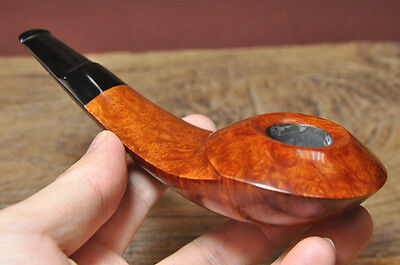 HS Studio Pipe,Briar wood pipe ---- unsmoked