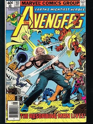 Avengers # 183 NM Marvel Comics
