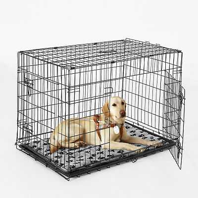 cages chiens animalerie 933 items picclick fr. Black Bedroom Furniture Sets. Home Design Ideas