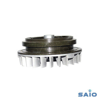 Lambretta LI 6V Lightened Flywheel Magneto Large Cone - Saio | High Quality