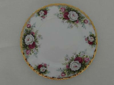 CELEBRATION BREAD n BUTTER PLATE Royal Albert Excellent and 1st Quality Vintage