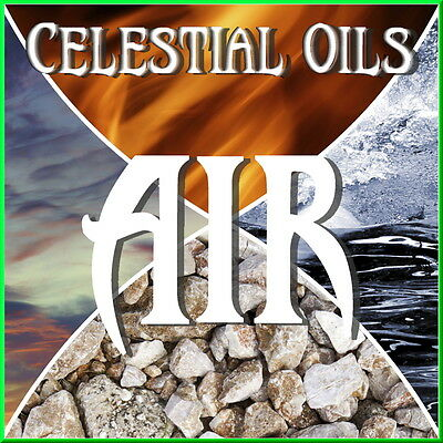 Celestial 100% Essential Oil Blend - Element Air - Free Post - Wisdom - Freedom