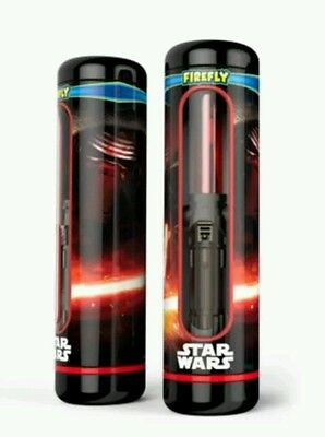 Star Wars Toothbrush - Lightsaber Toothbrush with Sound effects - Kylo Ren- New