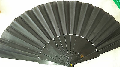 Joblot of 36 pcs Plain mixed colour Spanish Hand Fan NEW Wholesale lot 15