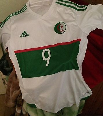 Algeria National Football Kit Top Jersey. Home Kit 2016-17
