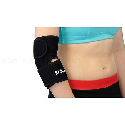 Elbow Compression Bandage Sports Support Protector Brace Sporting Strap Wrap