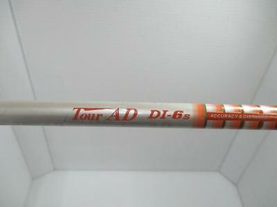 Graphite design Tour Ad DI 6 S shaft
