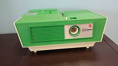 1970's GAF Viewmaster Talking Projector for 3D Reels