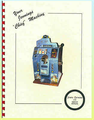 Jennings Chief Slot Machine Manual