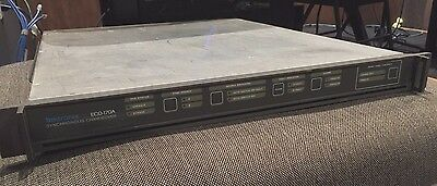 Tektronix Eco-170A Syncronous Changeover - Used Tv Production Rack Mount Unit