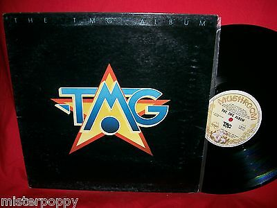 TED MULRY GANG The TMG Album LP AUSTRALIA 1977 MINT- First Press