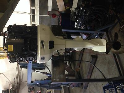 2004 Evinrude 225HP Outboard Engine
