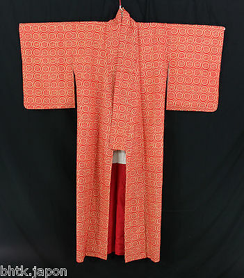 小紋 着物 Komon Kimono - Made in Japan 21164