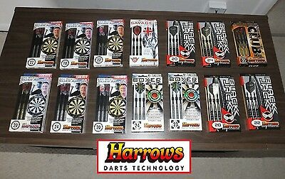 Job lot of 14 sets Harrows Darts NEW.
