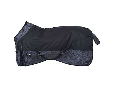 Tough-1 Blanket 600D Waterproof Turnout Tooled Leather Print 32-7010T