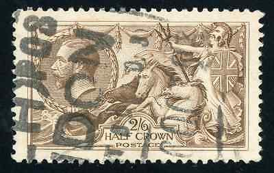 Great Britain SC 179 SG 414  -  Light Crease at bottom right, otherwise Sound