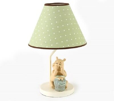Disney Baby Classic Pooh - My Friend Pooh Lamp & Shade