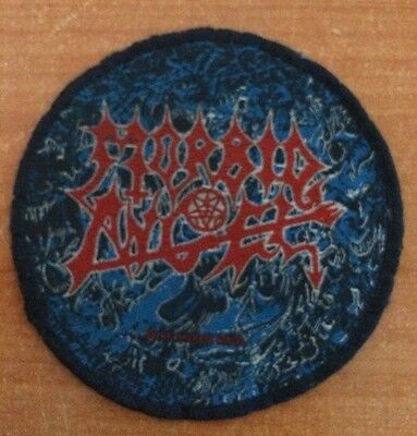 Morbid Angel Altars of Madness patch (death metal Possessed Obituary Deicide)