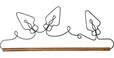 CHRISTMAS LIGHTS QUILT HANGER HOLDER, With Dowel Rod From Ackfeld Manufacturing