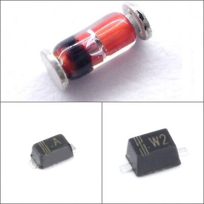 New Brand!! ST SMD SMT Switching Diodes 1206 SOD-323 / SOD-523 1N4148 - Free P&P