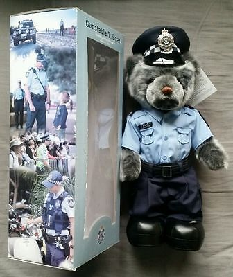 QLD Queensland Police Service Constable T Bear 2012 1st Edition *Brand New*