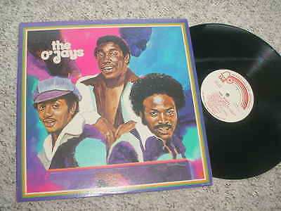 BELL WHITE LABLE PROMO soul THE OJAYS lp record