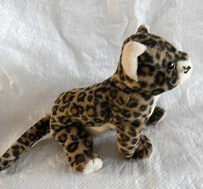 Sneaky the Leopard cat  - TY Beanie Babies 2000 - plush