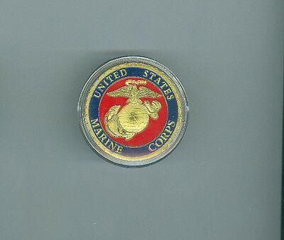 USMC Devil Dog Commemorative Challenge Token - Buy-It-Now!