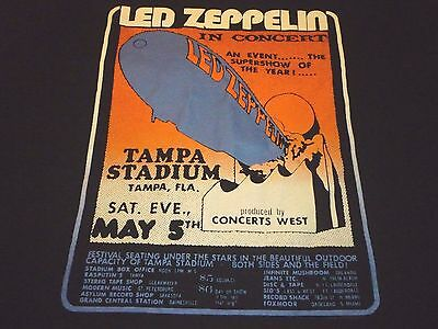 Led Zeppelin Shirt ( Used Size M ) Very Good Condition!!!