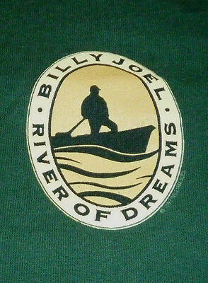 Billy Joel Vintage 1993/94 Tour Shirt ( Used Size XL ) Nice Condition!!!