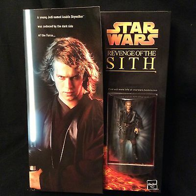 Rare Vintage 2005 Star Wars Episode Iii Revenge Of The Sith Hasbro Press Kit