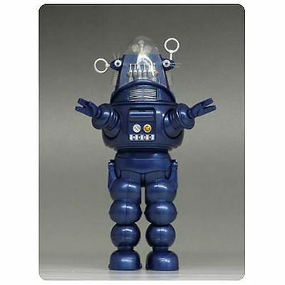 Forbidden Planet Robby the Robot Blue Die-Cast Figure-San Diego Comic-Con 2013