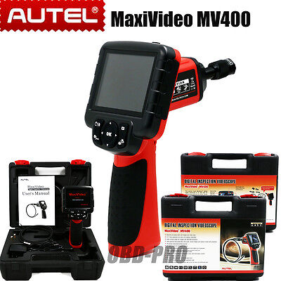 Autel MaxiVideo MV400 Digital Videoscope with 8.5/5.5mm Imager Head Inspection