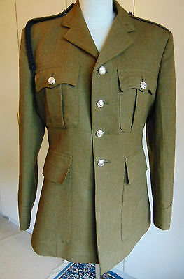 Vintage Military uniform suit Royal Engineerss 38 chest great for 1940s event