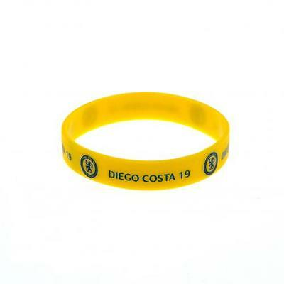 Official Football Team Gift  Chelsea F.C. Silicone Wristband Diego Costa