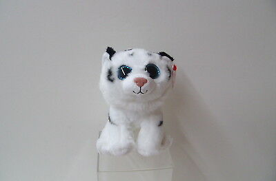 Ty TUNDRA The White Tiger(42106) - From The  Beanie Babies Collection By Ty