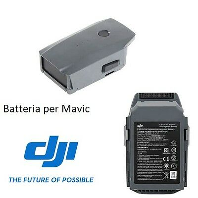 DJI Intelligent Flight Battery Mavic Part26 Batteria 3,830 mAh/11.4V ORIGINALE -