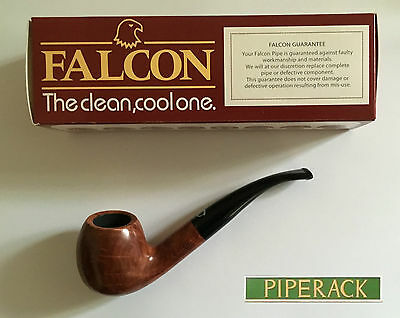 NEW FALCON COOLWAY FILTER BRIAR PIPE (SHAPE No 21) Brand NEW