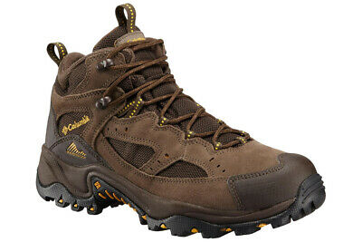 "New Mens Columbia ""Coretek"" Omni-Grip Waterproof Lightweight Hiking Shoes Boots"