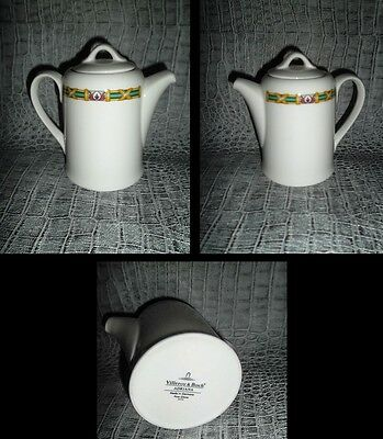 Lot de 2Pots à Lait en Porcelaine Villeroy & Boch Made in Germany/Modèle:ADRIANA