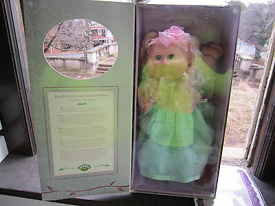 CABBAGE PATCH KIDS 20th ANNIVERSARY Special Ed. 2003 GABI MARGIE In Box w/papers
