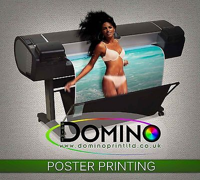 Posters printing service